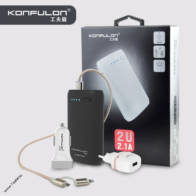 Power Bank 2U 2.1A